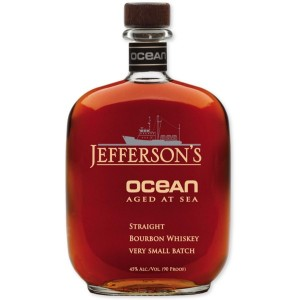 Whisky Jefferson's Bourbon Ocean Aged at Sea