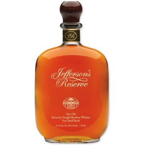 Whiskey Jefferson's Reserve Straight Bourbon