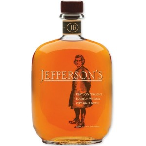 Whisky Jefferson's Bourbon 70 cl