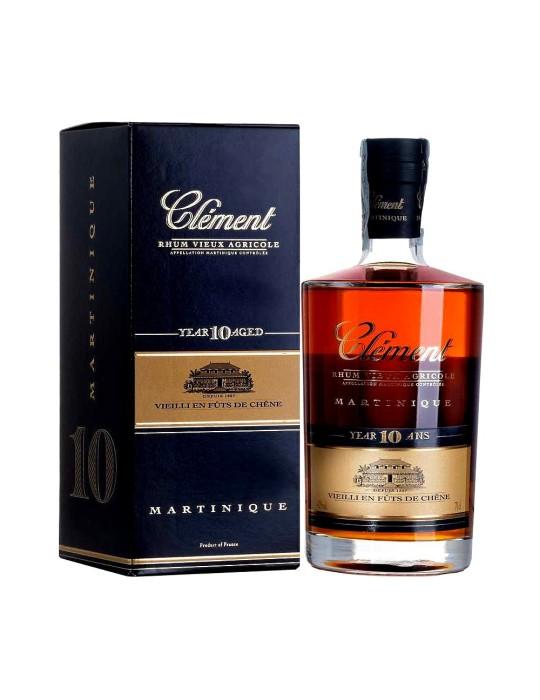 Clément Rum Vieux Agricole 10 anni