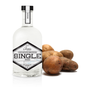Vodka Chopin Single Potato