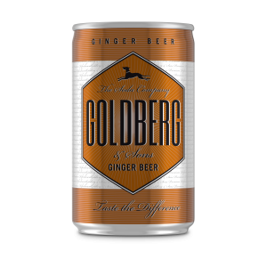 Goldberg Ginger Beer Lattina