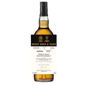 Whisky Scotch Aultmore 2010 9 anni Speyside
