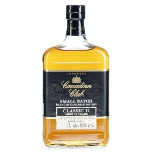 Whisky Canadian Club Classic 12 anni 1 L