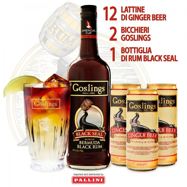 Kit Goslings Dark and Stormy