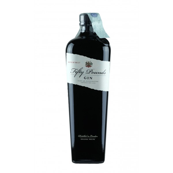 Gin Fifty Pounds London Dry 70 cl