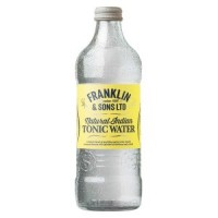Acqua Tonica Franklin & Sons Indian Tonic Water 500 ml