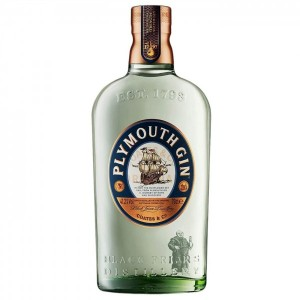 Gin Plymouth 70 cl