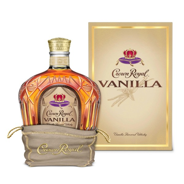 Whisky Crown Royal Vanilla