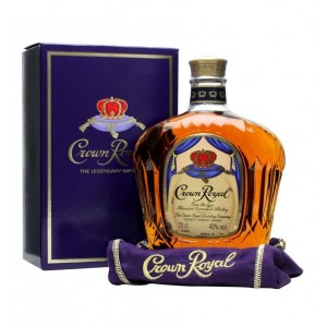 Whisky Crown Royal De Luxe
