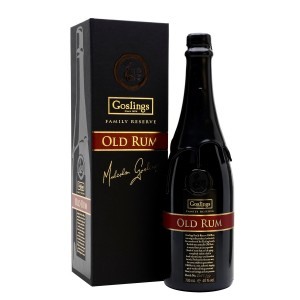 Old Rum Goslings Family Reserve 70 cl