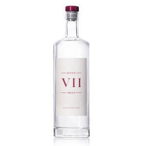 Dry Gin VII Seven Hills 70 cl