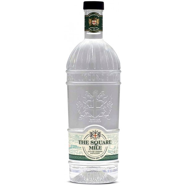 Gin City Of London The Square Mile 70 cl
