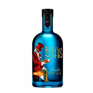 Gin The King of Soho London Dry 70 cl