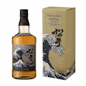 Whisky Matsui Single Malt The Peated 70 cl