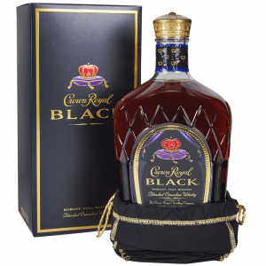 Whisky Crown Royal Black 1 litro