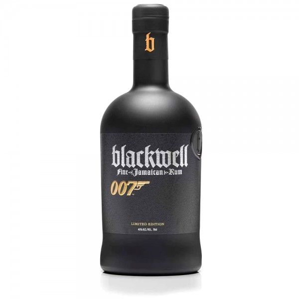 Blackwell Rum Jamaican 007 Limited Edition