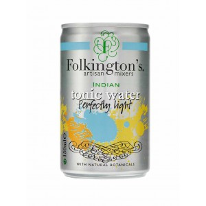 Indian Tonic Water Perfect Light Folkington's