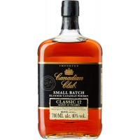 Whisky Canadian Club Classic 12 anni 70 cl