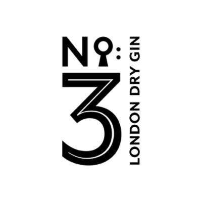 LONDON DRY GIN N°3